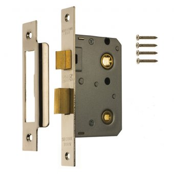 ERA 3 LEVER BATHROOM LOCK