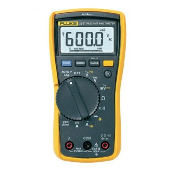 Fluke 117 Electricians Digital Multimeter with Non contact voltage