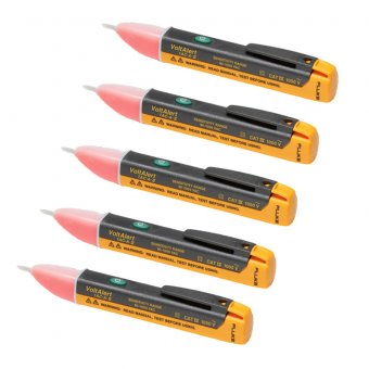 Fluke 1AC II 5 Pack (Voltage Detector Pen 200-1000V - Square Housing)