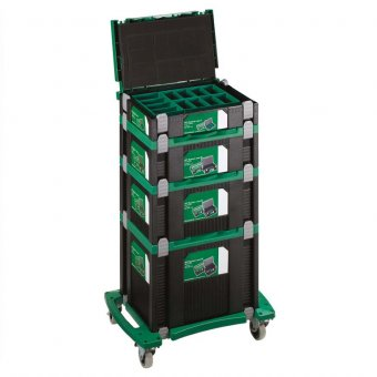 Hikoki/Hitachi HSC Stackable System Case Organiser Kit