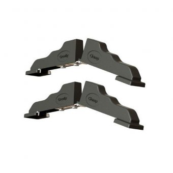 Magic Gripper Door Clamp With Dial Adjustment - Pair