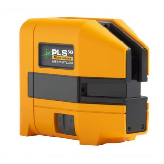 Pls 6G Laser Levels (New 2019) Green Cross 5 Point Laser Level