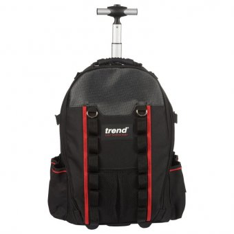TREND TB/WBP BACK PACK WITH WHEELED TOOL BAG