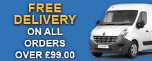 Free delivery on all orders over £99